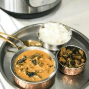 Beans Sambar - Instant Pot