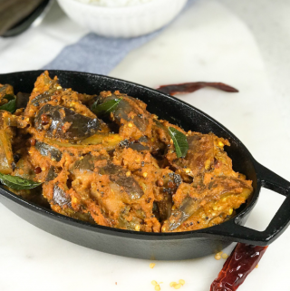 Brinjal Masala Curry