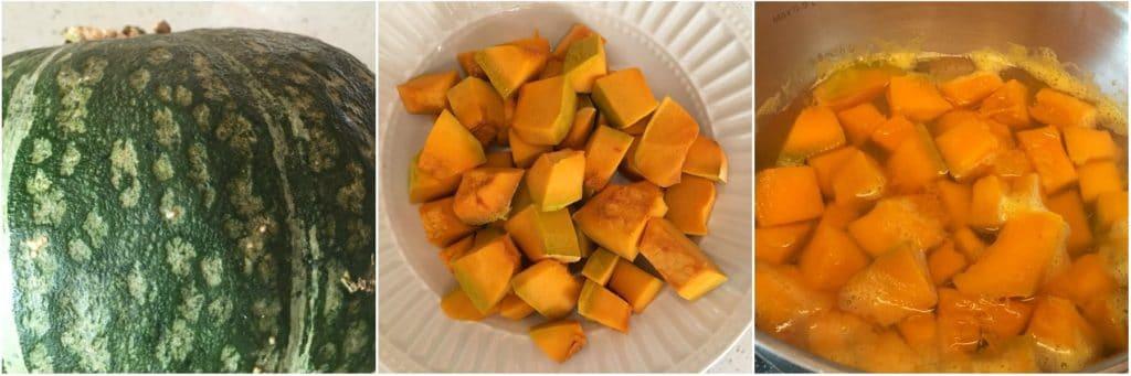 Turmeric Pumpkin rice