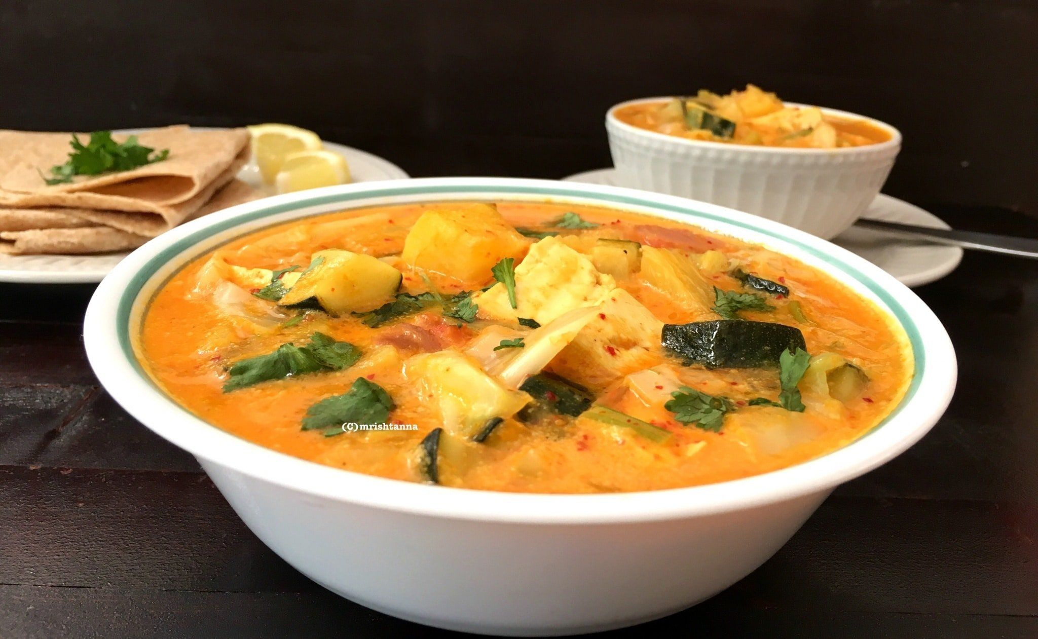 Simple Pineapple Tofu Curry - Simple Sumptuous Cooking