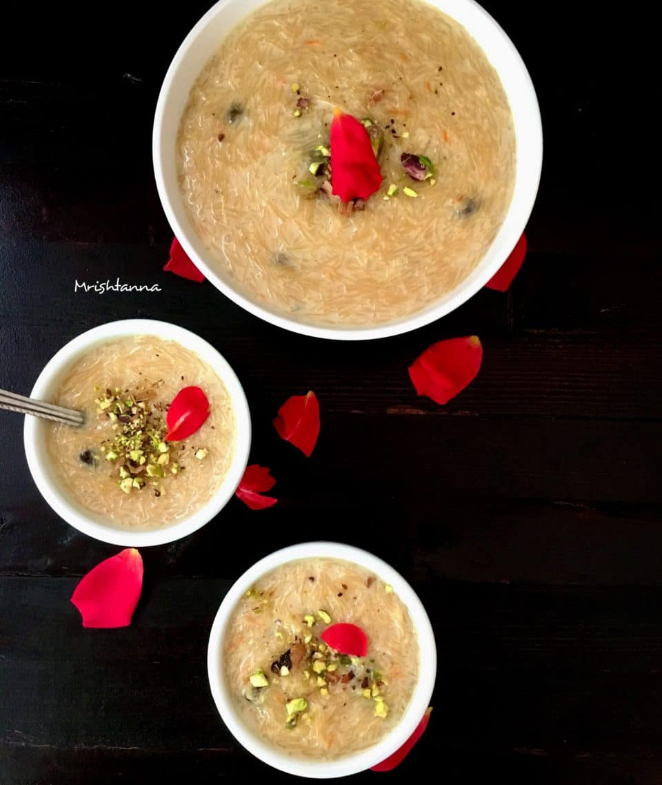 how to make vermicelli kheer without milk