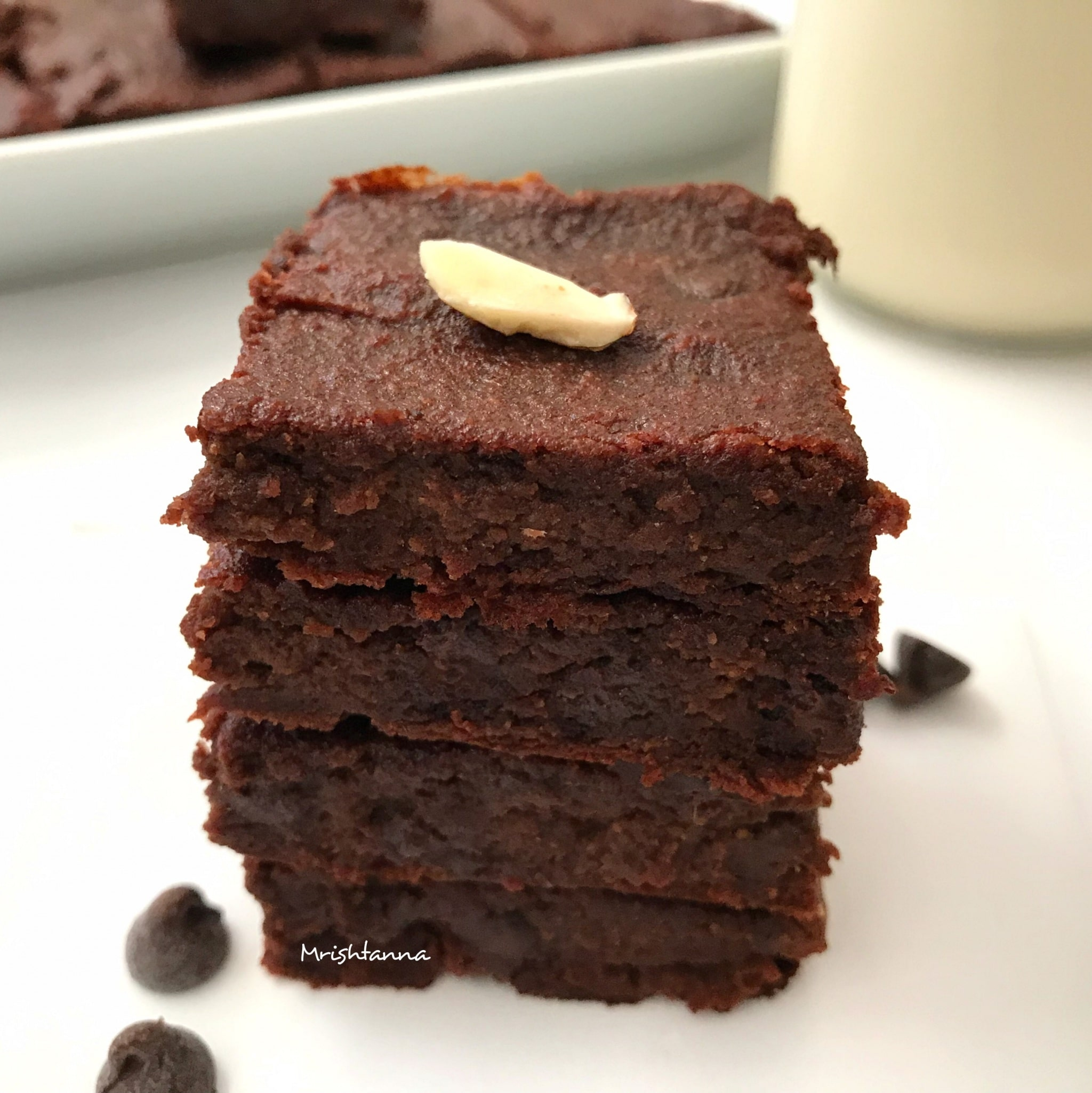 Easy Vegan Brownie