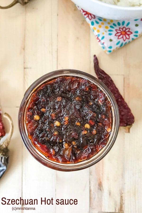 Szechuan Hot Sauce Recipe