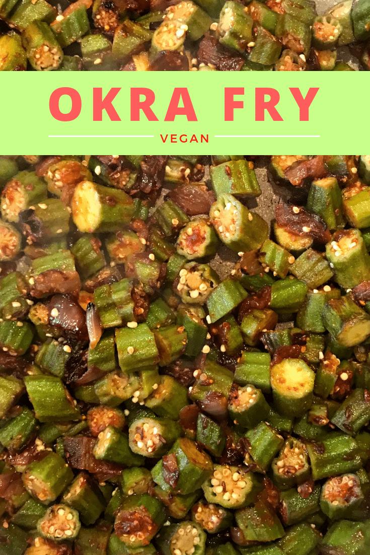 Okra Fry