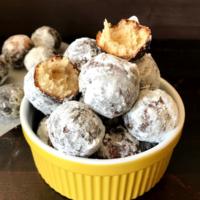 Vanilla Donut Holes