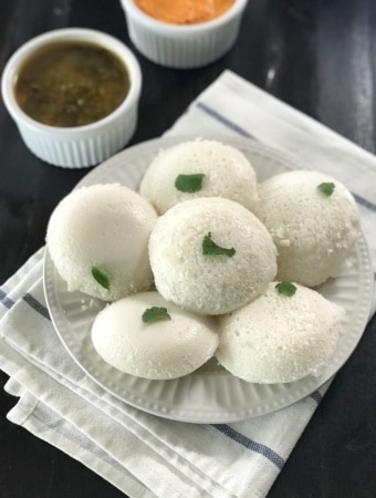 Instant Pot Idli recipe