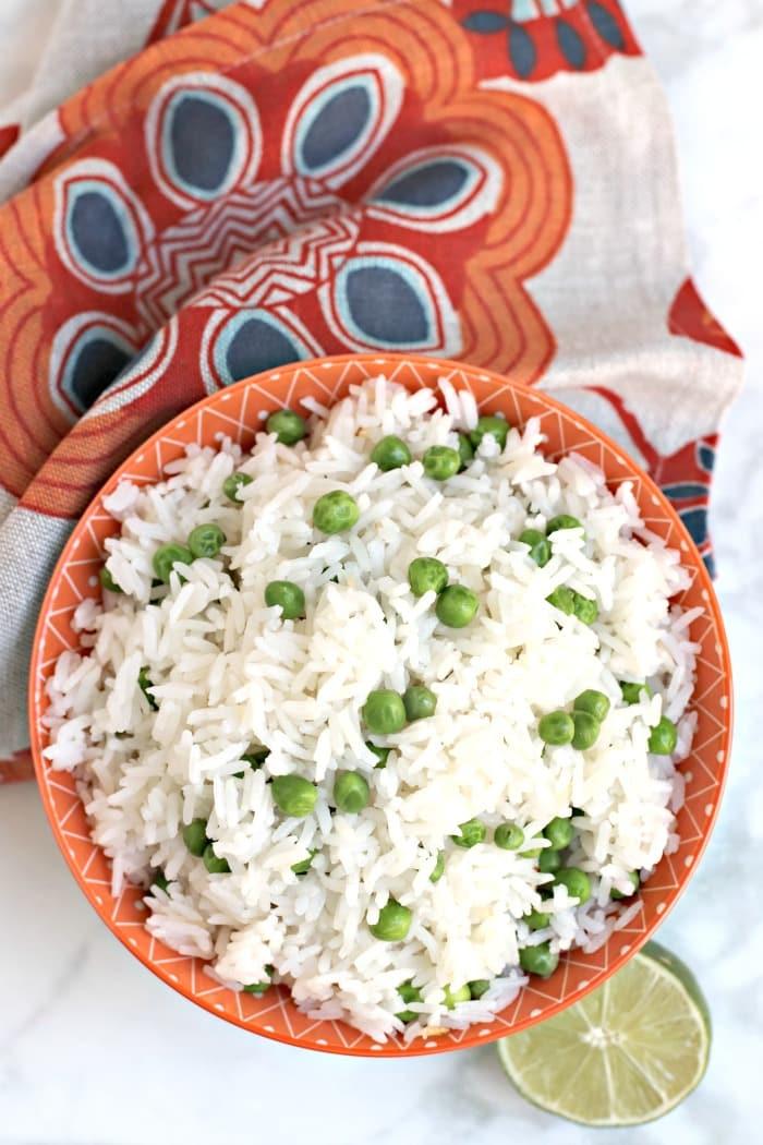 Instant Pot Vegan Rice Recipe