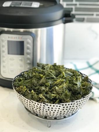 Instant Pot Kale Recipe