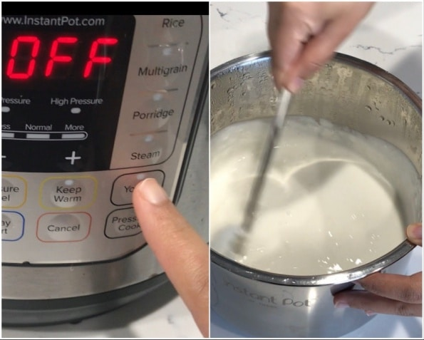 batter and instant pot