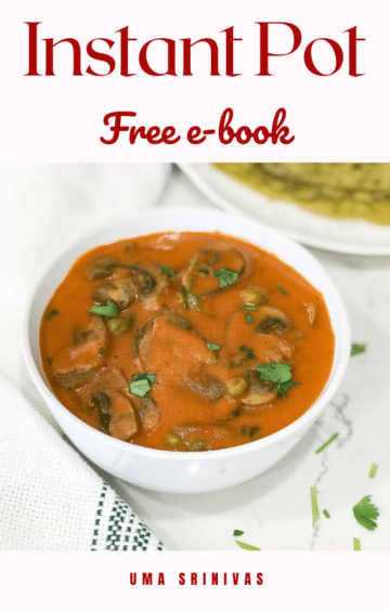 instant pot ebook cover page